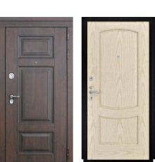 Дверь Luxor-21 Лаура-2 дуб сл. кость