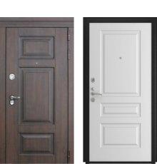 Дверь Luxor-21 Л-2 Белая эмаль