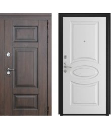 Дверь Luxor-21 Л-1 Белая эмаль