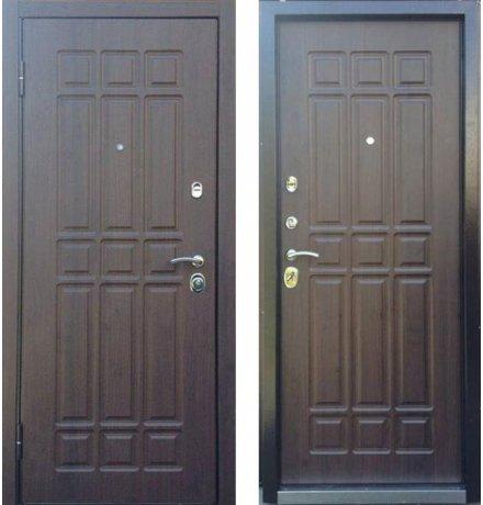 Дверь Персона Техно 3 Мореный дуб фото