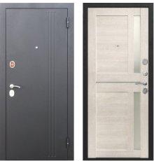 Дверь Цитадель 7,5 см НЬЮ-ЙОРК Царга Каштан перламутр