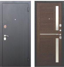 Дверь Цитадель 7,5 см НЬЮ-ЙОРК Царга Каштан мускат