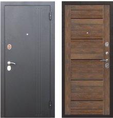 Дверь Цитадель 7,5 см НЬЮ-ЙОРК Царга Дуб санремо темный