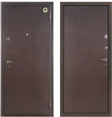 Двери Бульдорс New 14 Steel фото