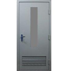 Дверь в котельную ДК-014