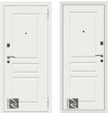 Дверь Кондор Райтвер Х4 Белый матовый фото