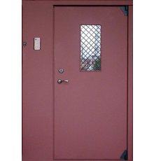 Дверь тамбурная ДТ-110