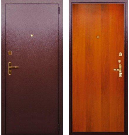 Дверь Берлога ЭК-1 фото