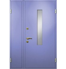 Двери тамбурные ДТ-114