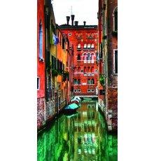 Дверь с фотопечатью Венеция ДФ-1001