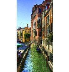 Дверь с фотопечатью Венеция ДФ-1008