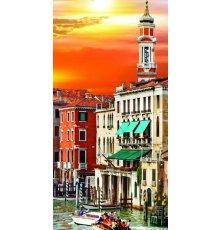 Дверь с фотопечатью Венеция ДФ-1009