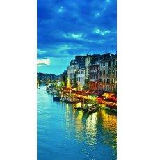 Дверь с фотопечатью Венеция ДФ-1014