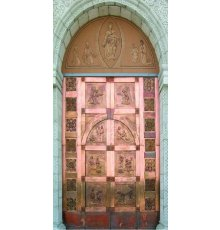 Дверь с фотопечатью Венеция ДФ-1037