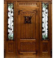 Дверь парадная ДП-520
