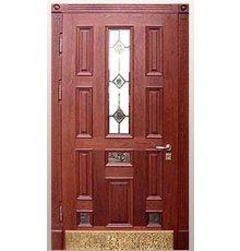 Дверь парадная ДП-523