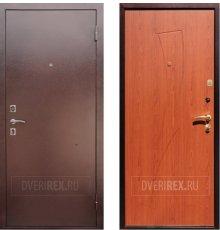 Двери ReX 1 Парус Клен красный фото