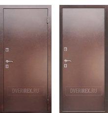 Двери ReX Металл/Металл фото
