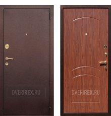 Двери ReX 1A Орех фото