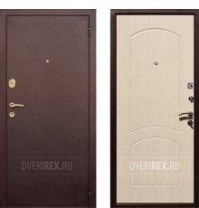 Двери ReX 1A Беленый Дуб фото