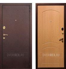 Двери ReX 1A Дуб светлый