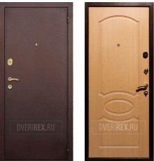 Двери REX 2 Дуб светлый