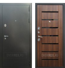 Дверь Титан Орех бренди