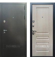 Дверь ReX 5 ФЛ-243 Беленый дуб