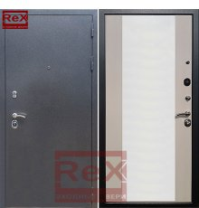 Дверь ReX-5 СБ-16 Лиственница беж