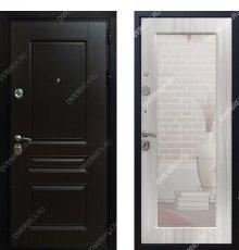 Дверь Премиум Н Сандал Белый Пастораль
