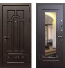 Дверь Rex Эврика Зеркало Венге