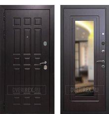 Дверь ReX 8 Зеркало Венге