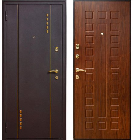 Дверь Voldoor Манхэттен №2 Береза моренная