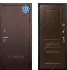 Дверь Термо 3К Алмон 28