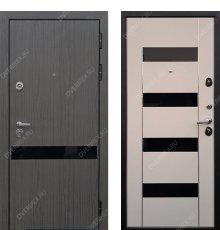 Дверь Премьер Z-1 Венге светлый