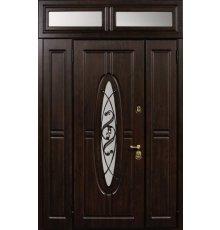 Двери с фрамугой ДФ-4002