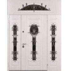 Двери с фрамугой ДФ-4004