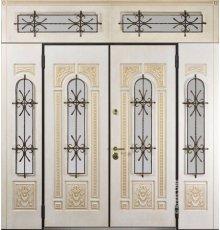 Двери с фрамугой ДФ-4009