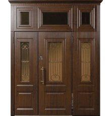 Двери с фрамугой ДФ-4011