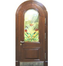 Двери арочная ДА-5006