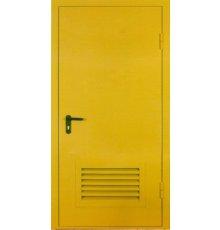 Дверь с вентиляцией ДВ-7001