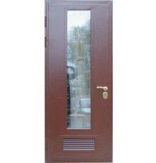 Дверь с вентиляцией ДВ-7008