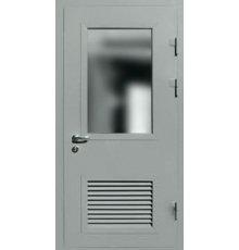 Дверь с вентиляцией ДВ-7016