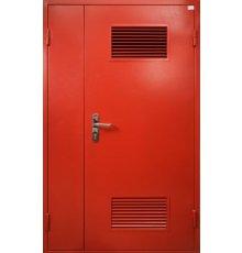 Дверь с вентиляцией ДВ-7018