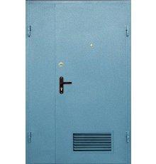 Дверь с вентиляцией ДВ-7019