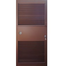 Дверь с вентиляцией ДВ-7021
