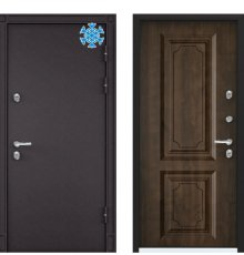 Дверь Торекс SNEGIR 45 MP S45-05 КТ ОРЕХ ГРЕЦКИЙ