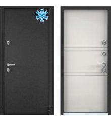 Дверь Торекс SNEGIR 55 Черный муар металлик