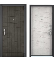 Дверь Торекс ULTIMATUM NEXT Бетон тёмный HT-5