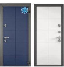 Дверь Торекс SW-HT3 RAL 9016 белый  SNEGIR 100